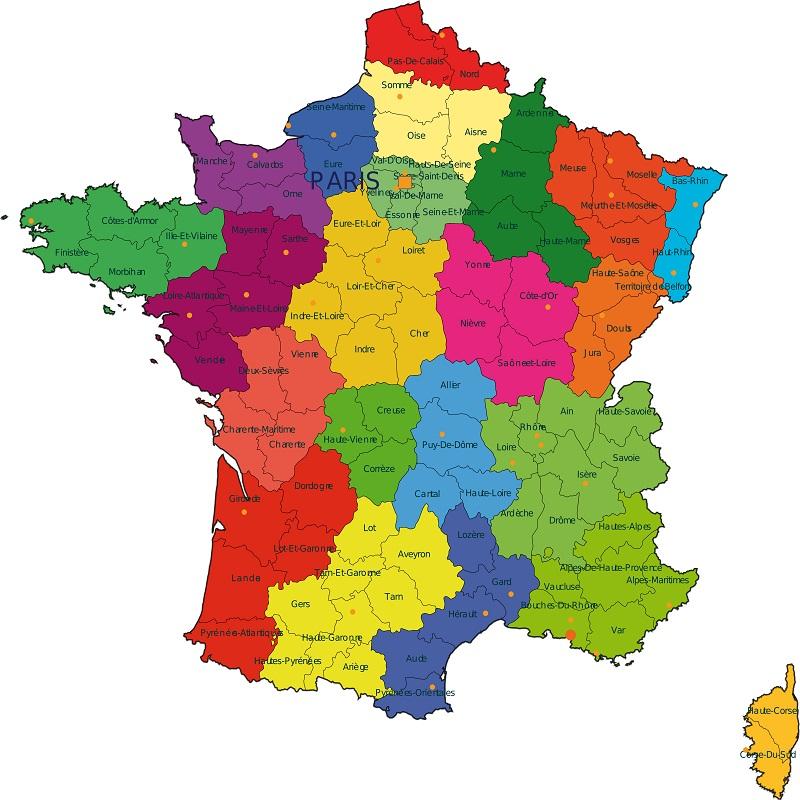Departement francais 22