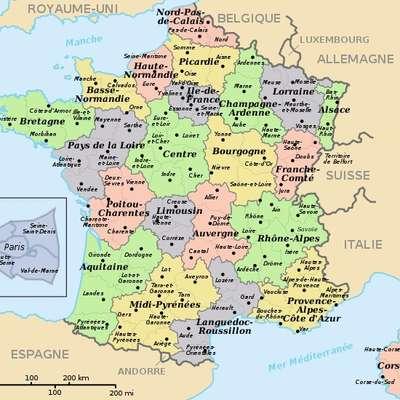 Image departement francais