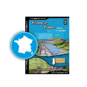 Prix carte routiere