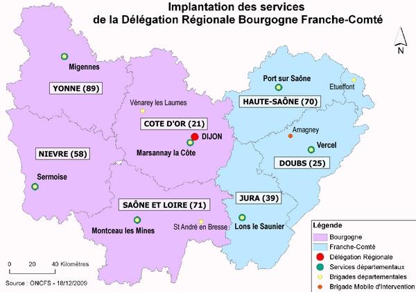 Numéro département franche comté