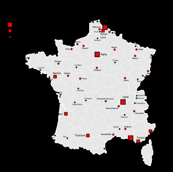 Ville france