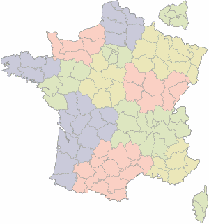 Nom des villes de france