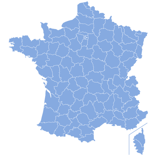 Liste des départements français pdf