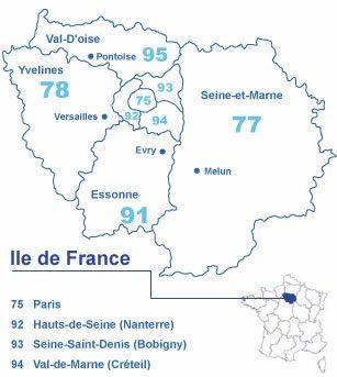 75 departement france - altoservices