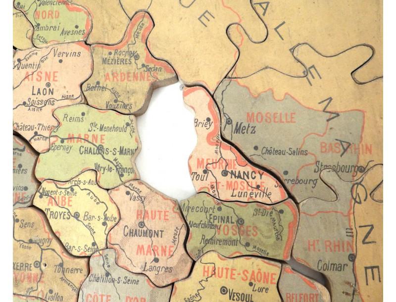 Puzzle france departement